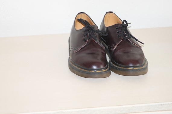 1a17593d08934 Dr.Martens Oxblood Size 2 Oxford shoes Made in England
