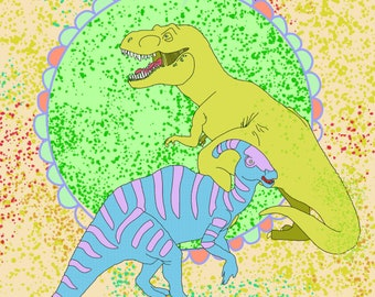 Book of dinosaurs colouring in