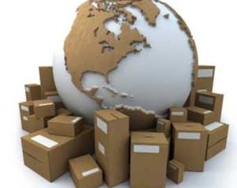 Regular SHIPPING with a tracking number