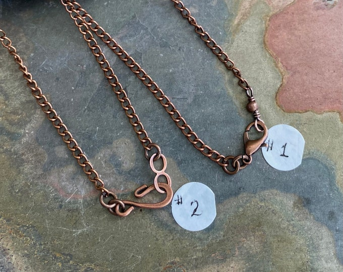 Antiqued Copper Chain, Antiqued copper plated Curved Chain, Choose the Length and Syle, Necklace Chain for the Pendant Necklace.