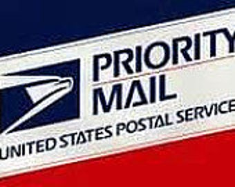 Upgrade to USPS Priority Mail- From Sun.V Designs
