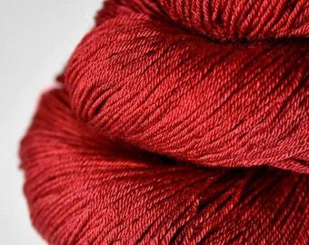 Fury in the slaughterhouse - Merino / Silk Fingering Yarn Superwash - Hand Dyed Yarn - handgefärbte Wolle - DyeForYarn