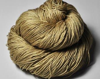Fango - Merino / Silk Fingering Yarn Superwash - Hand Dyed Yarn - handgefärbte Wolle - DyeForYarn