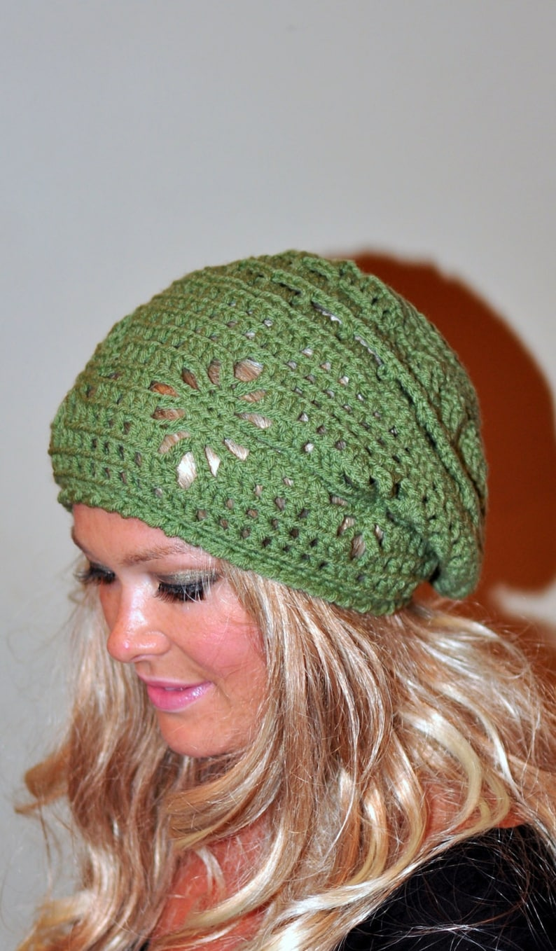 fb67069aef6 Slouchy Beanie Women Hat Slouchy Hat Summer Hat CHOOSE COLOR