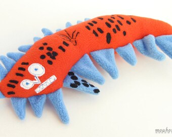 Drawing into stuffed animal Custom made personalized plush toy  Draw your softie  - MADE TO ORDER