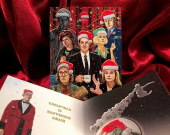 TWIN PEAKS Christmas CARD!