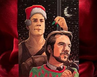 DIE HARD Christmas CARD!