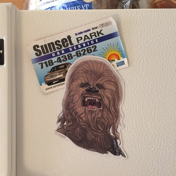 Star Wars Inspired Stormtrooper Novelty Fridge Magnet