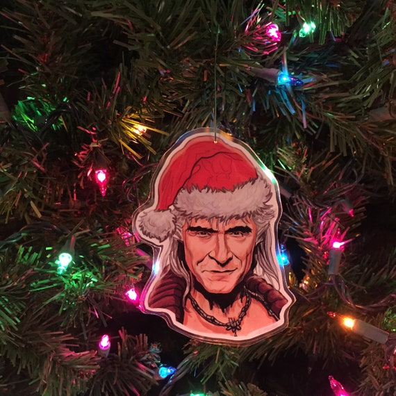 50 - Khan STAR TREK CHRISTMAS Ornament Etsy