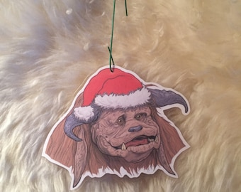 Labyrinth LUDO Christmas ORNAMENT!