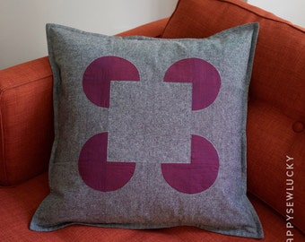 ILLUSION Pillow PDF Pattern