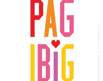 Filipino LOVE block pdf