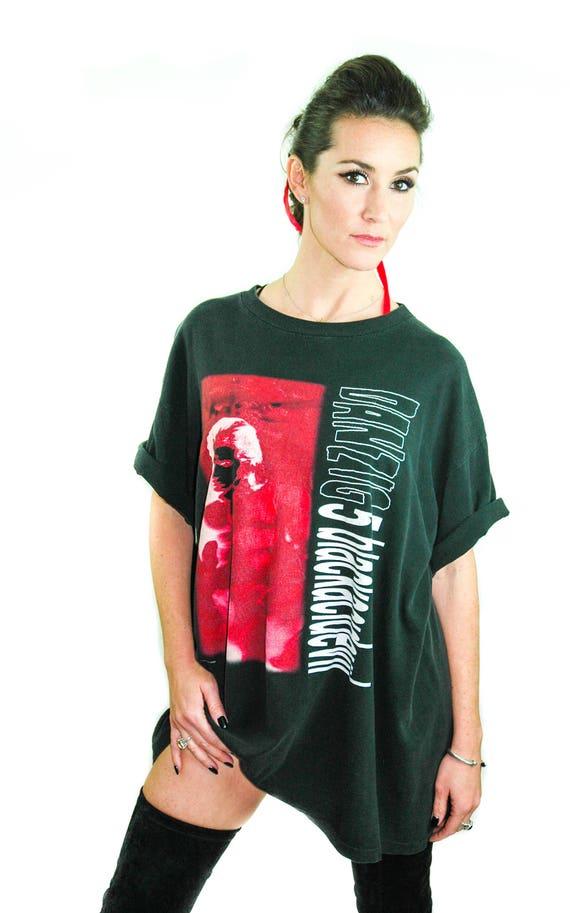 Vintage Danzig Shirt 1996 BLACKACIDEVIL Concert Sh