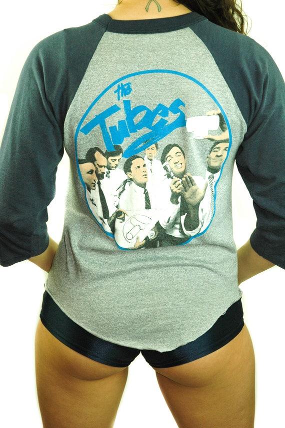 Vintage The Tubes shirt 1987 Concert shirt Band T… - image 2