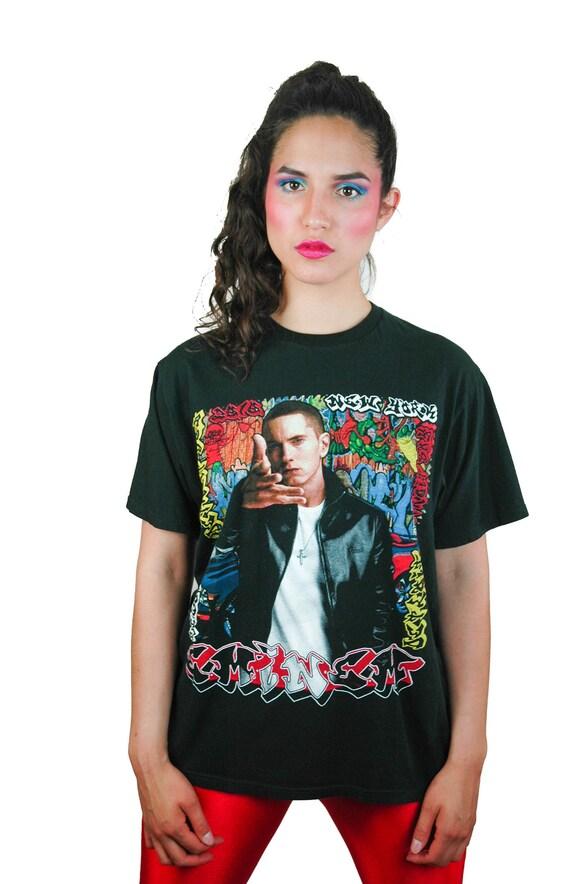 ENIMEN Shirt Recovery Tour Concert shirt Jay Z Shi