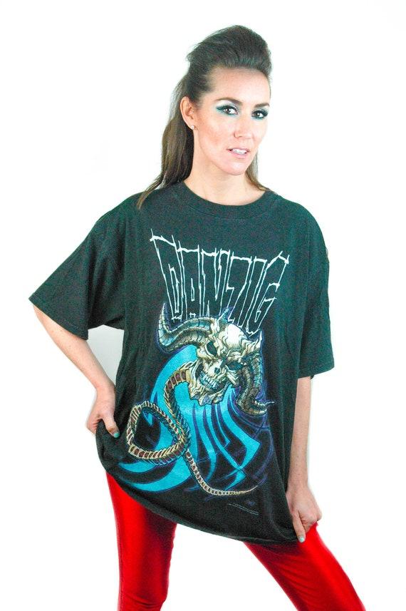 Vintage Danzig shirt Concert shirt Band tee Danzig