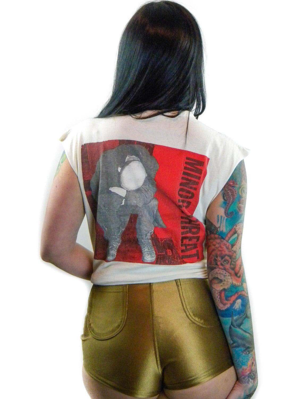 Vintage MINOR THREAT Shirt 90s Hardcore Punk Discord ...
