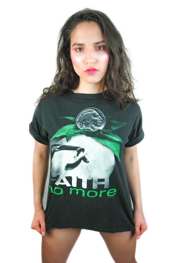 Vintage FAITH no more shirt 1993 Concert shirt Fai