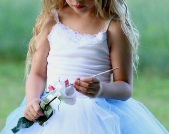Alice in Wonderland Tutu | Wonderland Tutu | Onderland Tutu | Onederland Party | First Birthday Tutu | Through The Looking Glass | Alice T