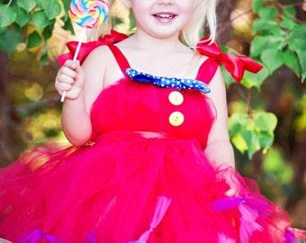Rainbow Tutu Dress | Rainbow Tutu | Tutu Dress for Girls | Tutu Dress for Baby | Birthday Tutu | Baby Tutu Dress