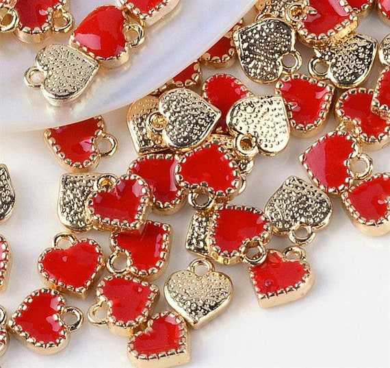 Wholesale 30//100pcs Retro style lovely dress alloy charms pendants 12x10mm