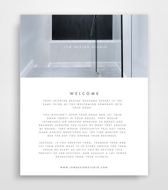 Interior Design Welcome Packet, Interior Design nding, Interior Designer on can't wait to get home, i go home, i think home, i am home, i went home, beautiful home, i hate home,