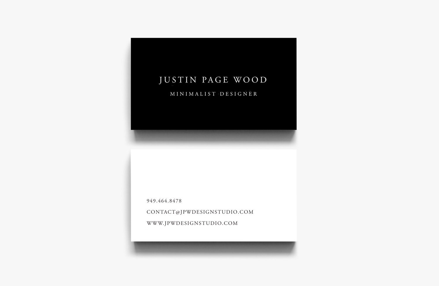 Calling Cards Business Card Design Modern Business Card Etsy