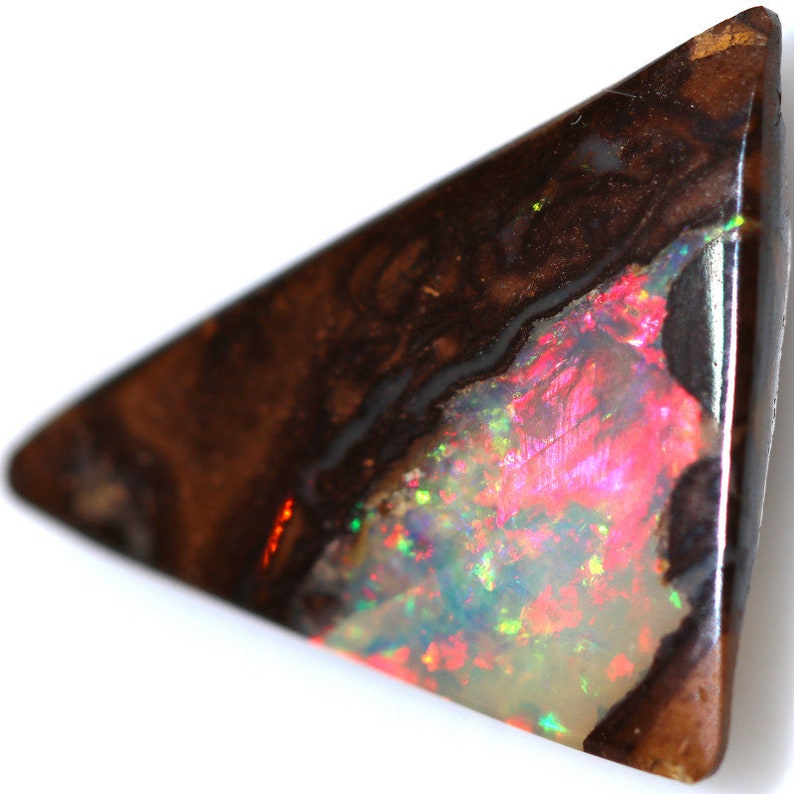 Natural Boulder Opal from Yawah Queensland  Australia 4.9 ct