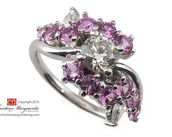 Cherry Blossom Ring Setting