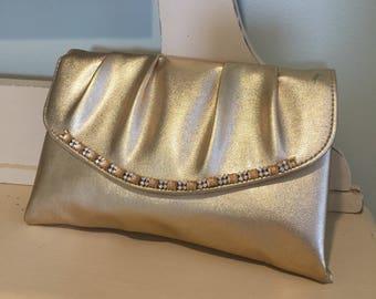 e40fae39e74e Metallic purse | Etsy