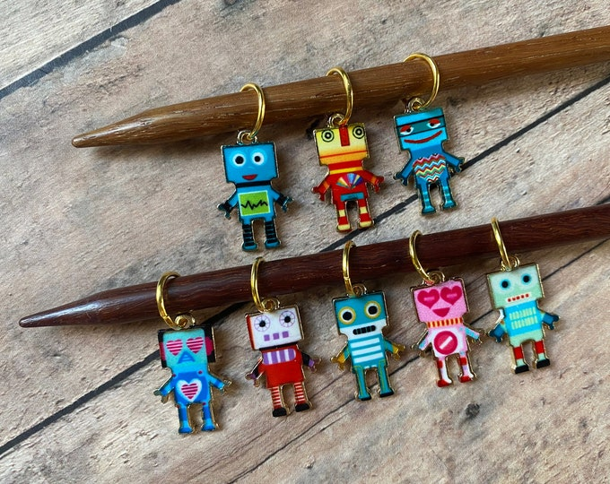 Featured listing image: Robots