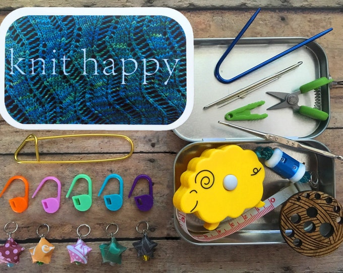 Featured listing image: Knit Happy