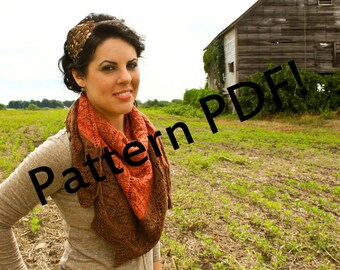 Through the Woods Shawl & Shawlette