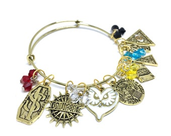Stitch Marker Bracelet - Fantastic Beasts