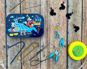 Magic Kingdom Tool Tin