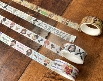 Harry Potter Washi Tape Set
