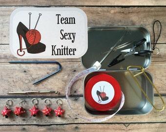 Team Sexy Knitter