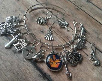 Stitch Marker Bracelets