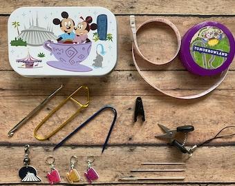 Magic Kingdom Tin - Teacups
