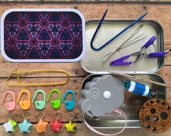 Kaleidoscope Yarn - Purple Whimsy