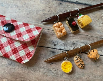 Great British Bakeoff & Gingham Altar Pouch