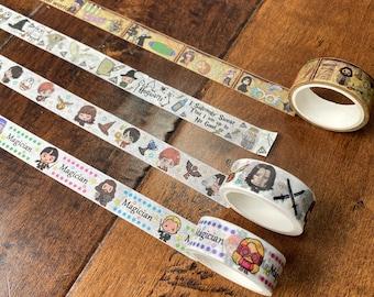 Harry Potter Washi Tape Set