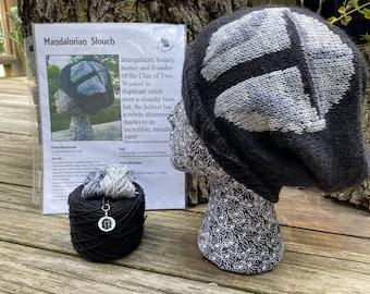 Mandalorian Hat Kit