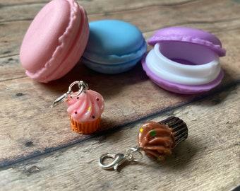 Cupcakes in a Macaron