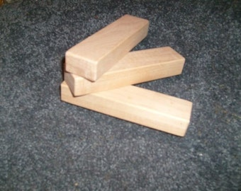 SILLY WOOD Fun Magnetic Toy Blocks