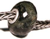 Gemstones by Anne Meiborg - Artisan europian charm bead -  small core - BHB - Jasper - 11204