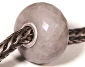 Gemstones by Anne Meiborg - Artisan europian charm bead -  small core - BHB - Agate - 10678