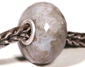 Gemstones by Anne Meiborg - Artisan europian charm bead -  small core - BHB - Agate - 10674