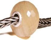 Gemstones by Anne Meiborg - Artisan europian charm bead -  small core - BHB - Agate - 11245