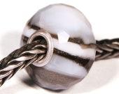 Gemstones by Anne Meiborg - Artisan europian charm bead -  small core - BHB - Blue Opal - 10836